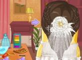 لعبة تسريحات شعر  العميل منيون