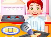 لعبة طبخ الكوكيز بالفلفل