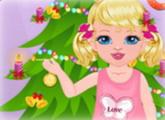 لعبة بولي حفلة عيد الميلاد الجديدة