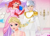 لعبة هروب العروس السا المجمدة ليلة زفافها