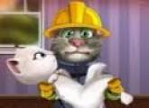 لعبة توم رجل الاطفاء 2
