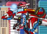 لعبة دينو روبوت Microceratusالجديدة