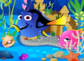 لعبة السمكة دوري