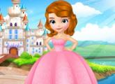 لعبة  تصميم فستان زفاف  الأميرة صوفيا
