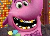 لعبة بينغ بونغ عند طبيب الأسنان