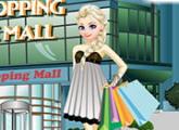 لعبة إلسا التسوق في  مول