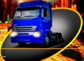 لعبة سائق الشاحنة السريعة
