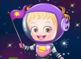 لعبة بيبى هازل رائدة الفضاء