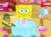 لعبة مطعم سبونج بوب تحت الماء الجديدة
