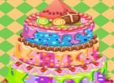 لعبة طبخ كعكة الزفاف في اكاديمية الطبخ