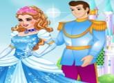 لعبة سندريلا ملكة الحفلة الموسيقية