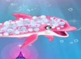 لعبة العناية بالدولفين الأميرة